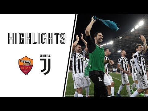 HIGHLIGHTS: Roma vs Juventus - 0-0 - Serie A - 13.05.2018