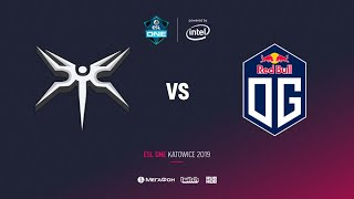 Mineski vs OG, ESL One Katowice 2019, bo2, game 2[Mila]