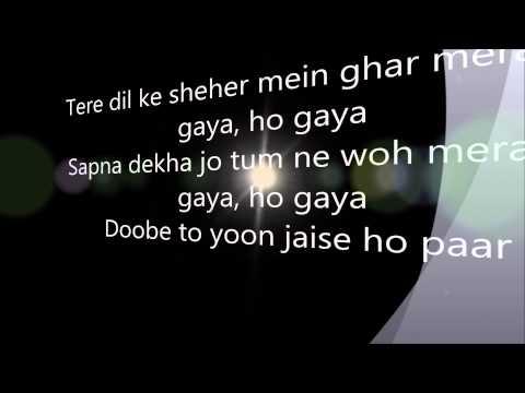 Hona tha pyar  Atif Aslam Lyrics