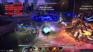 ESO PS4- VMOL FIRST SPANISH TEAM- OFF TANK DK