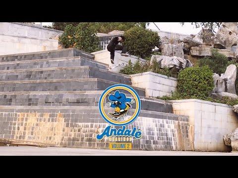 Andalé Bearings Team Edit Volume 2 (видео)
