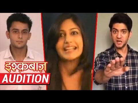 Anika, Omkara, And Rudra's Ishqbaaz AUDITION Clip