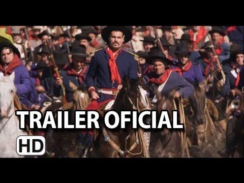 O Tempo e o Vento (2013) - Trailer HD Oficial