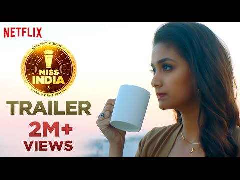 Miss India Tamil Movie Trailer | Keerthy Suresh | S Thaman | Narendra Nath | Mahesh S Koneru