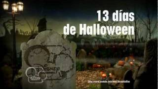 Video Disney Channel España: 13 días de Halloween (Cortinillas) MP3, 3GP, MP4, WEBM, AVI, FLV Juni 2019