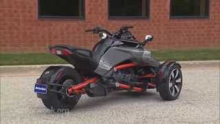 7. MotorWeek | Two Wheelin': 2015 Can-Am Spyder F3
