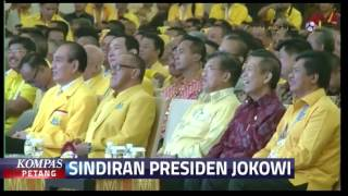 Video Presiden Jokowi Sindir JK & Luhut MP3, 3GP, MP4, WEBM, AVI, FLV April 2019