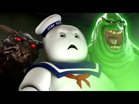 Marshmallow Man Reacts to nbsp Ghostbusters Reboot