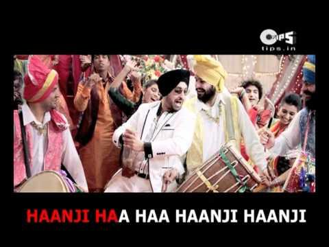 Pee Pa Pee Pa Ho Gaya - Bollywood Sing Along - Diljit Dosanjh - Tere Naal Love Ho Gaya