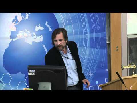Prof Stuart Haszeldine - Tanken der Zukunft: Strom mit Carbon-Erfassung  und geologische Speicherung
