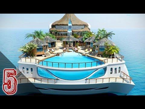5 navi che solo i super ricchi possono permettersi