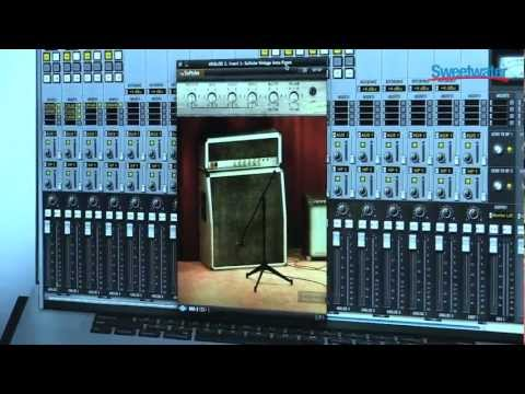 Universal Audio Apollo and UAD-2 New Developments – Sweetwater at Winter NAMM 2013