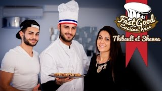 Video FastGood Cuisine avec : Shanna et Thibault des Marseillais MP3, 3GP, MP4, WEBM, AVI, FLV Mei 2018