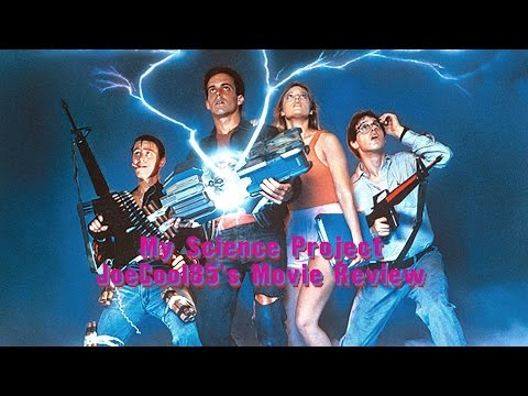 My Science Project (1985): Joseph A. Sobora's Movie Review