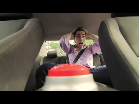 WATCH Adults Freak Out in Hot Car Challenge
