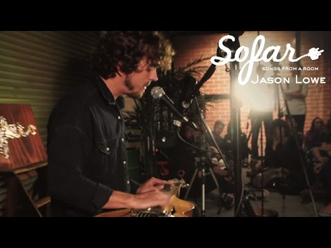 Jason Lowe - The Sea of Home | Sofar Melbourne