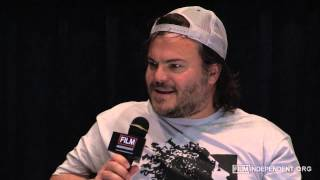 Nonton Jack Black Unleashes His Inner Gay Mortician - 2013 Film Independent Spirit Awards Q&A Film Subtitle Indonesia Streaming Movie Download