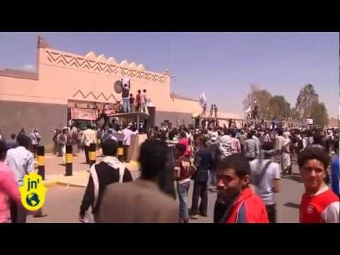 Muslim Riot Storms US Embassy in Yemen after Attacks in Egypt, Libya over Film's Use of