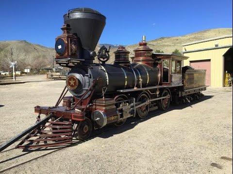 1875 Locomotive \
