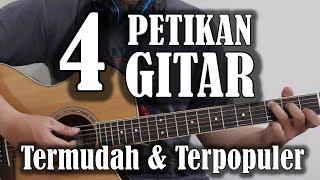 Video Belajar Gitar - 4 Petikan Gitar termudah & terpopuler MP3, 3GP, MP4, WEBM, AVI, FLV Juli 2018