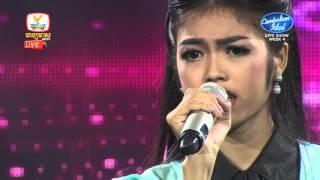 Khmer TV Show - Cambodian Idol Live Show Week 04