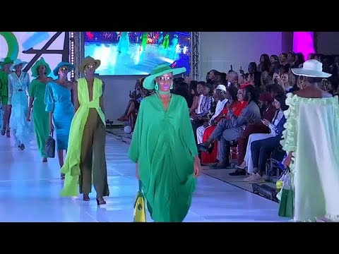 Dakar Fashion Week 2019: Kreatives und Futuristisches ...