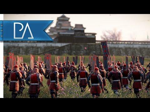 Siege of the Samurai: Storm of Arrows - Shogun 2 Total War Gameplay