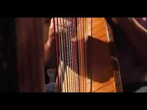 harp - Turlough O'Carolan was an irish harpist who lived in the mid-1600s and wrote pieces for the people he met and stayed with - playing music in exchange for hos...