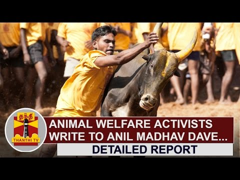 Animal-Welfare-Activists-urge-MoEF-to-abandon-its-move-to-allow-Jallikattu-amending-PCA-Act-1960