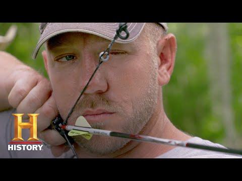 Swamp People: Archery, Round 2 - Jacob vs. Chase (Season 9) | History