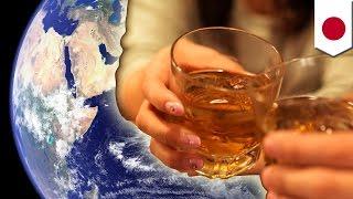 宇宙でウイスキー熟成の秘密に迫る、サントリー
