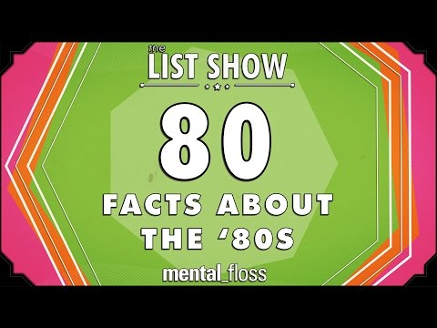 80 Facts about the 80s