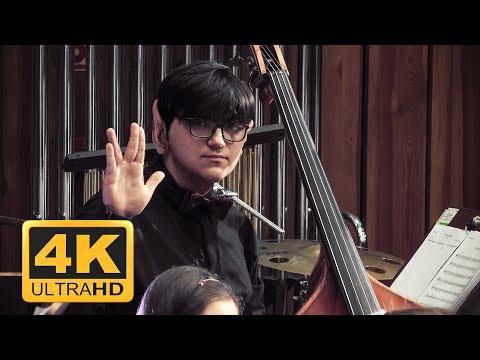 Star Trek Into Darkness スタートレック by Michael Giacchino 星艦奇航記 स्टार ट्रेक  Orchestral Medley