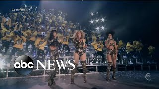 Video Beyonce and Destiny's Child reunites in Coachella MP3, 3GP, MP4, WEBM, AVI, FLV April 2018