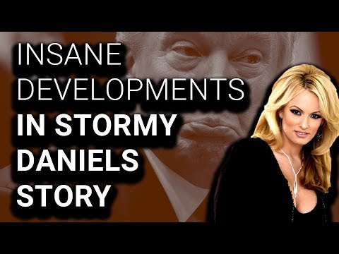 Stormy Daniels' Lawyer: Some Incidents Took Place During Trump Presidency (видео)
