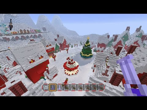 Minecraft The Nightmare Before Christmas Mash-Up Pack: 12 Disc Locations