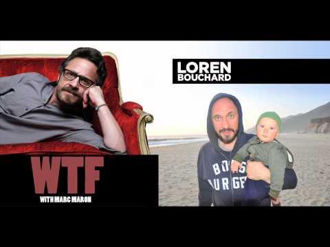 WTF - Loren Bouchard reminds Marc Maron how they met on Dr. Katz.