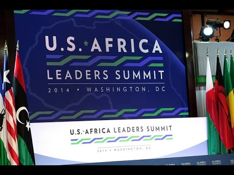 President Kagame at the US Africa Business Forum- Washington DC, 5