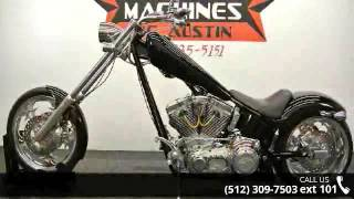 4. 2006 American IronHorse Texas Chopper  - Dream Machines I...