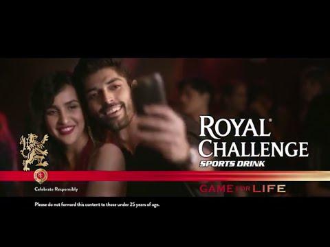Royal Challenge - #BoldMove