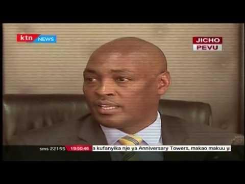 Jicho Pevu: CID Director, Ndegwa Muhoro expains the progress of investigations into Jacob's murder