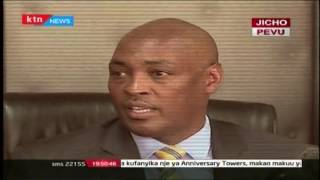 Jicho Pevu: CID Director, Ndegwa Muhoro expains the progress of investigations into Jacob's murder
