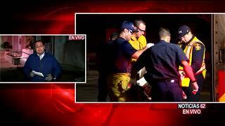 Mujer atropellada en el sur de Los Ángeles - Thumbnail