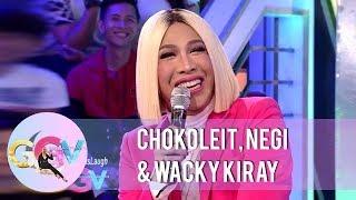 Video GGV: Chokoleit, Negi, and Wacky Kiray talk about plastic surgery MP3, 3GP, MP4, WEBM, AVI, FLV Januari 2019
