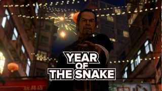 Trailer Leaked - Year of the Snake