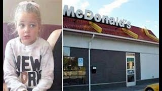Video 4 yr old rushes out of McDonald's bathroom in tears, then mom sees something on her leg MP3, 3GP, MP4, WEBM, AVI, FLV Januari 2019