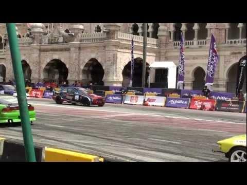 Formula Drift 2011 Malaysia Opening