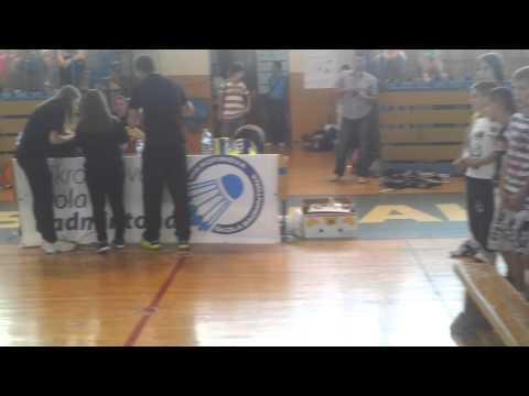 Mikrofinova škola badmintona
