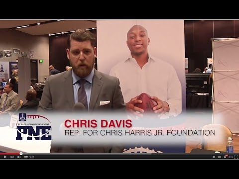 PNE Partner – Chris Harris Jr Foundation