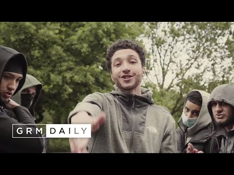 Delo - Never Again [Music Video] | GRM Daily